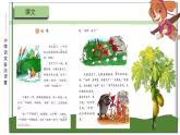 人教部编版 小学语文第一册下 第20课 咕咚 课件PPT