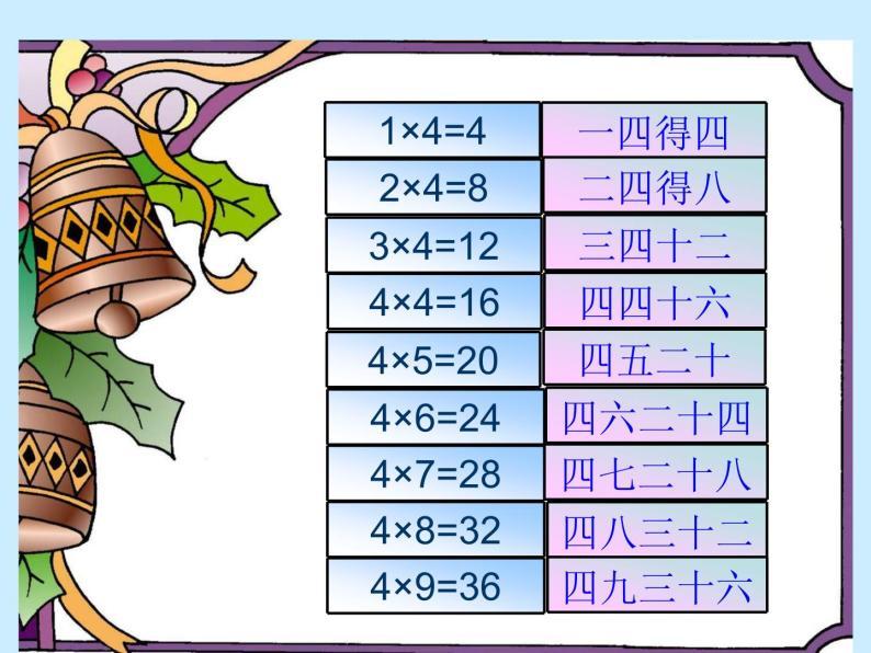 北师大小学数学二上《5.5小熊请客》课件07