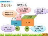 10.4《認識平面圖形、厘米和米》PPT課件 青島版(六三制)版數學小學一年級下冊