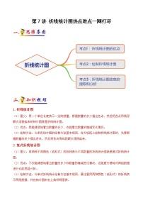 人教版五年級下冊7 折線統計圖學案設計