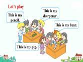 精通版英语三年级上册 Fun time 1Recycle 2 PPT课件+音频