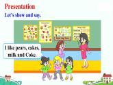 精通版英语三年级上册 Fun time 2 Project PPT课件