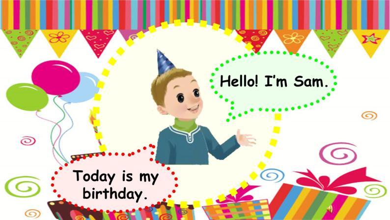 Unit6《Happy birthday》partA PPT課件03