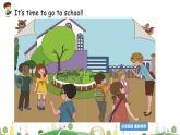 三年級下冊:Unit 1 Welcome back to school Part A 第一課時 課件PPT+素材