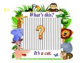 三年級下冊英語課件-Unit5 It's a parrot.  Lesson 29   人教精通版