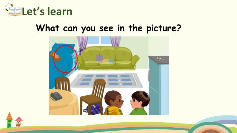 5 四英人上 Unit 4 Part B Let's learn&  Let's play精品PPT課件010