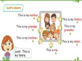 外研版小学英语三年级上册 Module9 Unit1 This is my mother(课件+教案+同步练习)