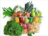 新粤教版一上科学:2.5《常见的水果和蔬菜》课件