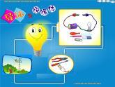 冀教版(三起)科學三年級下冊第四單元13、導體和絕緣體