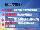 冀教版(三起)科學三年級下冊第三單元9、鏡子