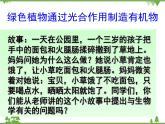 魯科版(五四學制)生物六年級下冊 第四章 綠色植物是生物圈中有機物的制造者 ppt課件