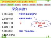 魯科版(五四學制)生物六年級下冊5.2《呼吸作用消耗氧氣釋放二氧化碳》ppt課件