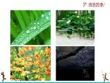 3《雨的四季》课件+音频素材