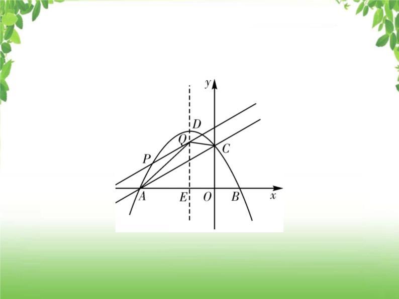 中考数学强化训练:二次函数与几何综合题(二)03
