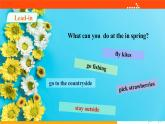 冀教英語七年級下冊Lesson 36 Spring in China 課件+教案+練習