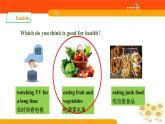 冀教英語七年級下冊Unit 7 Lesson 38 Stay Healthy! 課件+教學設計+同步練習