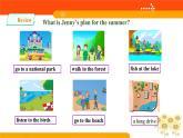冀教英語七年級下冊Unit 8 Lesson 48 Li Ming's Summer Holiday 課件+教學設計+同步練習