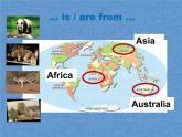 2021春北師大版英語七下Unit 6《Lesson 18 An Animal Story》ppt第1課時教學課件