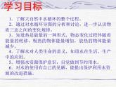 牛津上海版科學六年級下冊 6.3.3 自然界里的水循環 PPT課件