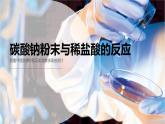 《鹽酸與碳酸鈉粉末反應——質量守恒定律的驗證實驗改進》