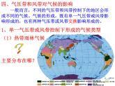 高中地理人教版必修一課件 2.2 氣壓帶和風帶課件(共22 張PPT)