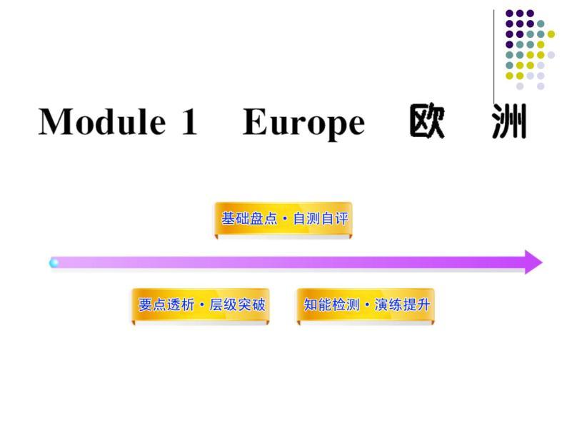 高一英语单元复习配套课件:(外研版必修1-4打包)01