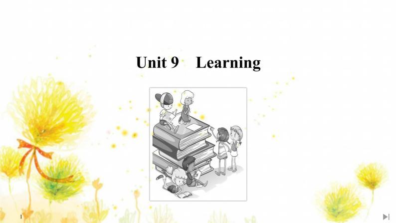 北师大(2019)版英语必修第三册课件:Unit 9 Learning Section Ⅵ Writing——学习反思01