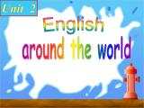 unit 2 English around the world reading 课件