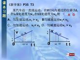 滬教版(2019)高中物理必修第一冊2.4勻變速直線運動的一些有用的推論共13張PPT